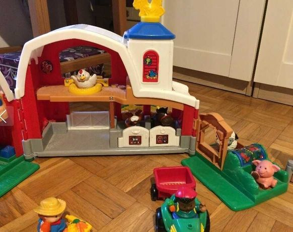 "Дитяча іграшка ""Ферма Fisher Price"""