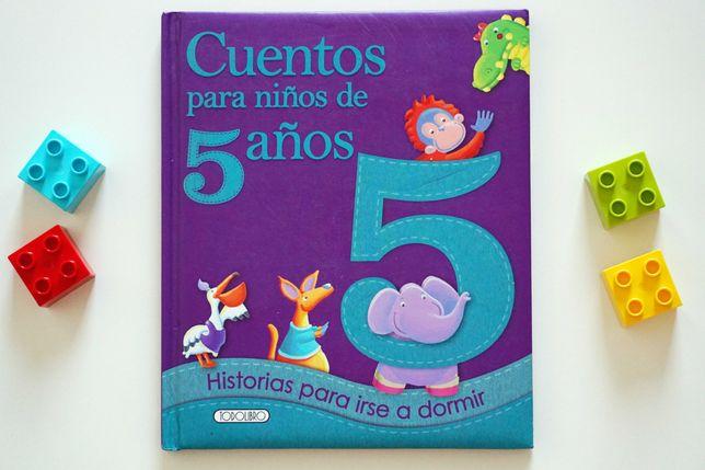 Cuentos para niños de 5 años - zbiór bajek po hiszpańsku