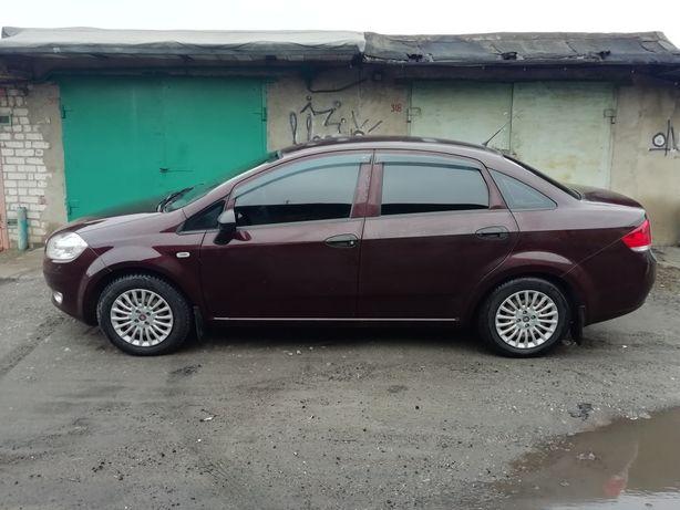 Fiat Linea 120л.с.