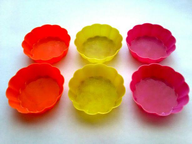 Силіконові форми для кексів