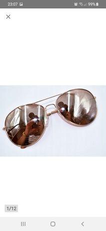 Okulary przeciwsłoneczne pillotki