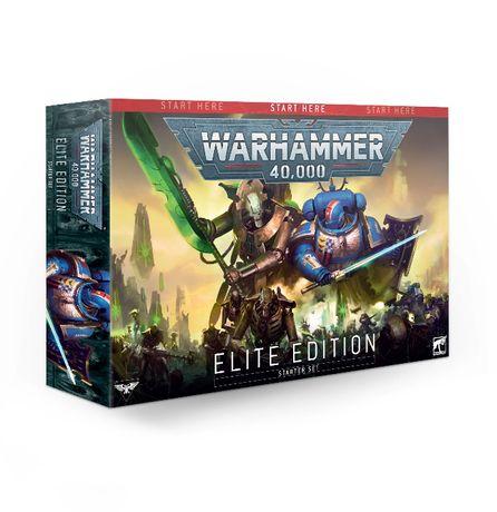 Warhammer 40 000 Elite Edition Starter Set