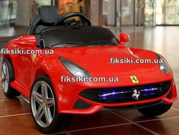 Детский электромобиль 3176 RED, Дитячий електромобiль