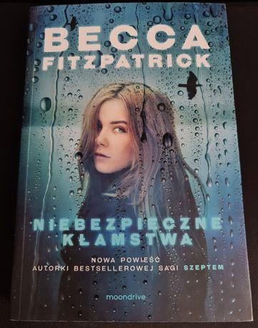 Niebezpieczne Kłamstwa Becca Fitzpatrick