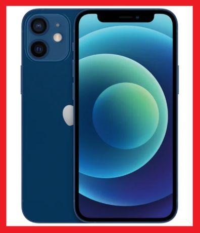 NOWY iPhone 12 mini 128GB Niebieski Blue - śliczny
