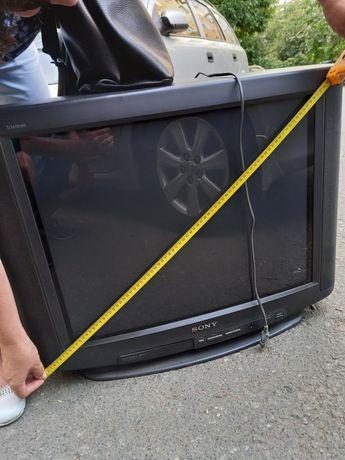 Sony Trinitron Color TV. ТВ Сони 29