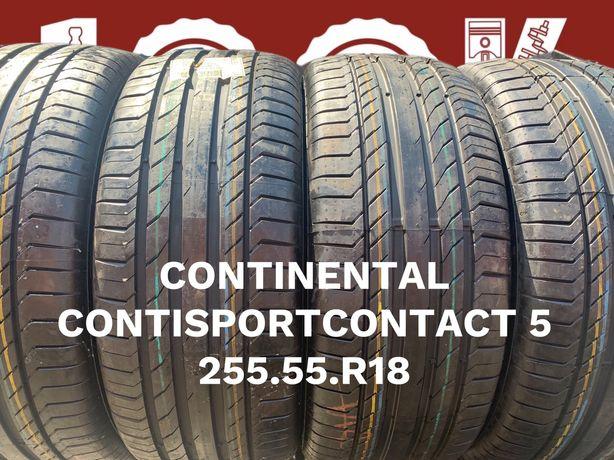 Новые шины Continental 255 55 R 18 ContiSportcontact5 лето резина 100k