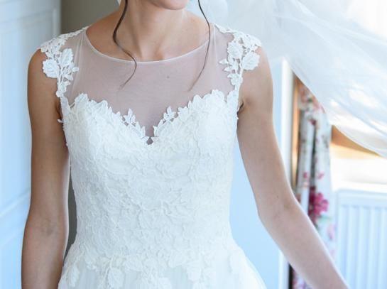 Suknia ślubna Justin Alexander 8852