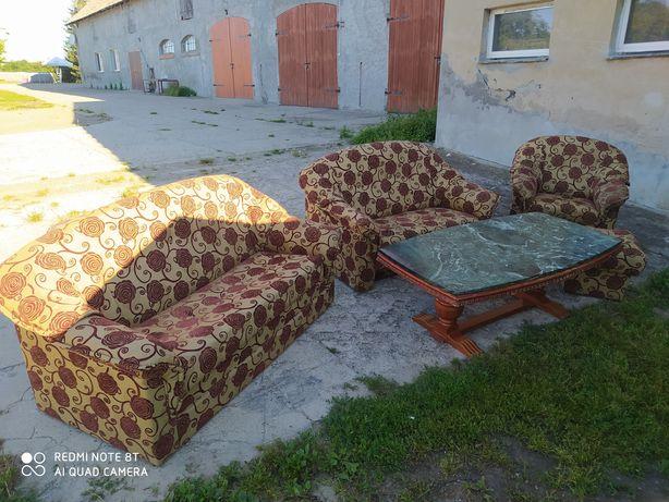 Meble wypoczynkowe łóżko fotel sofa pufa wypoczynek kanapa