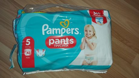 Pampersy Pampers Pants 5