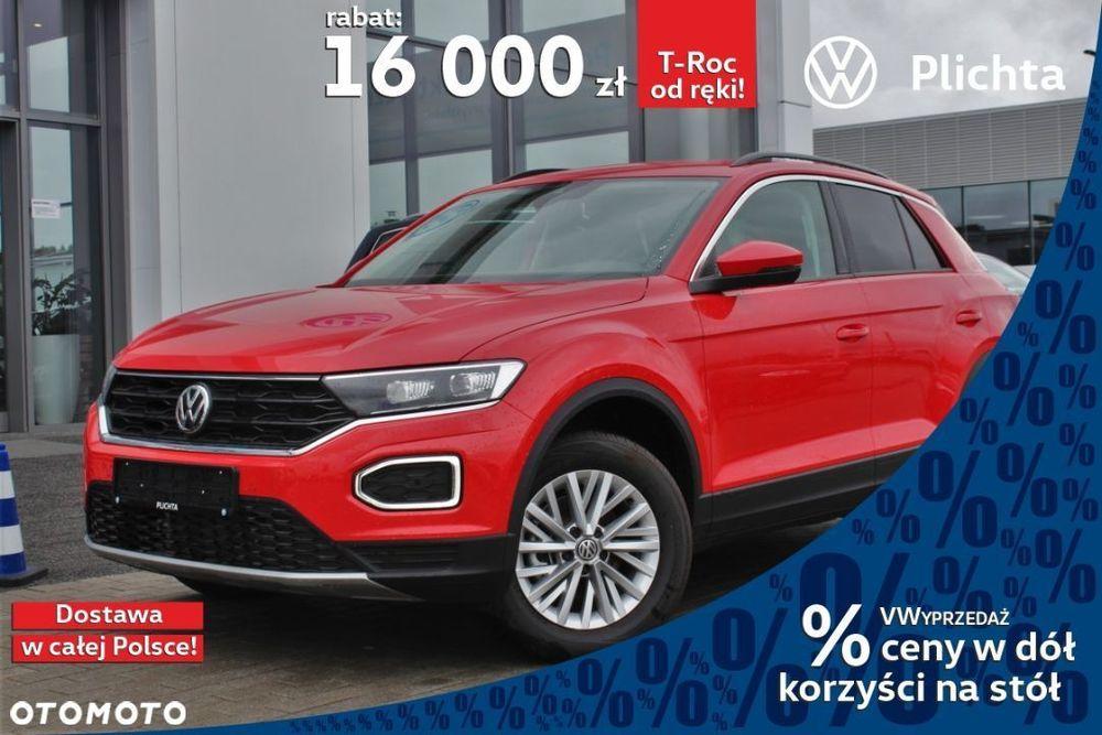 Volkswagen T-Roc T Roc Advance 1.5 Tsi 110 Kw / 150 Km Дорожное - изображение 1