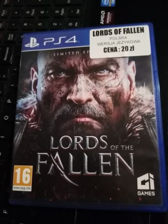 Lords of the Fallen PS4 PL