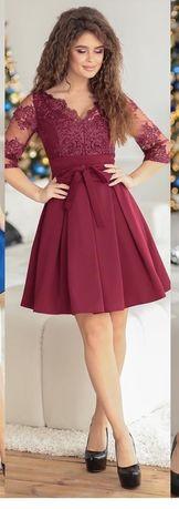 Нарядное платье Барби