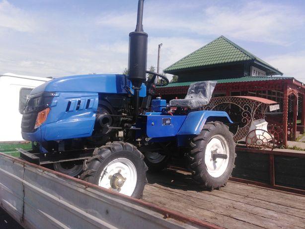 Трактор-мінітрактор DW-160!16кс.