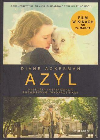 Azyl. Diane Ackerman