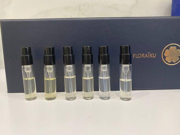 Элитные парфюмы от floraïku .Парфюм bvlgari perfume au the vert 15 ml