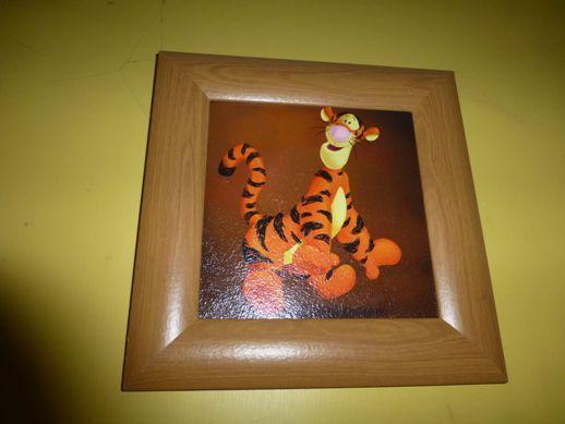 Obrazek scienny-tygrysek