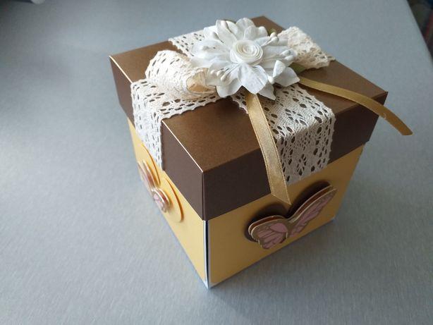 EXPLODING BOX, prezent na rocznicę ślubu