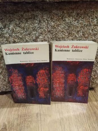 Książki Kamienne Tablice