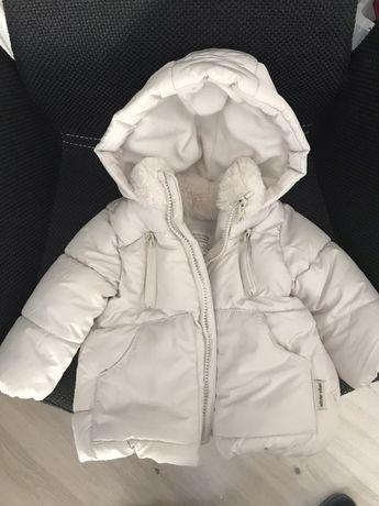 Zimowa kurtka Zara