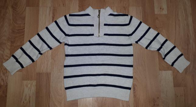 Sweter chłopięcy Kiabi 110