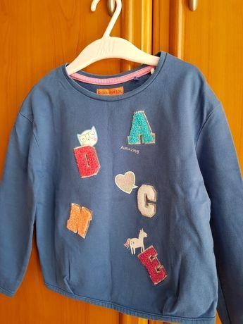 Bluza dziewczęca Cool Club, rozmiar 104