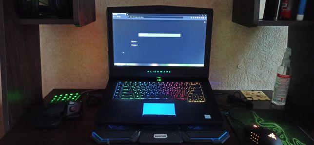 Ноутбук Dell Alienware 15 R3