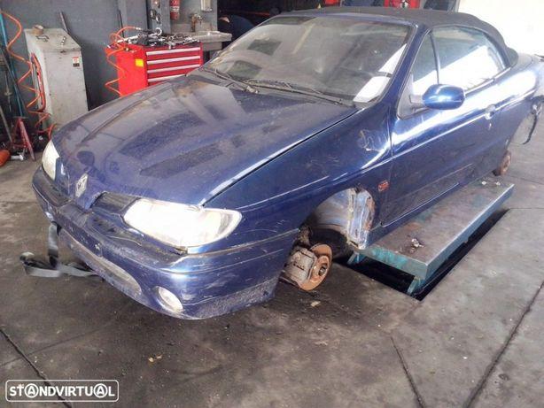 Peças De Renault Megane I COUPE Descapotável