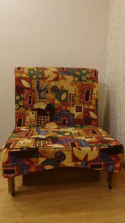 Кресло-кровать с бельевым ящиком