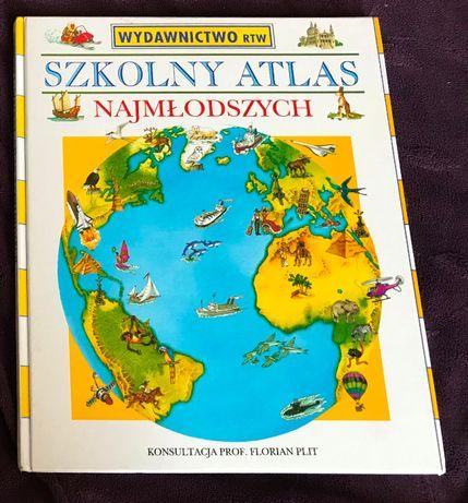 Szkolny atlas najmłodszych
