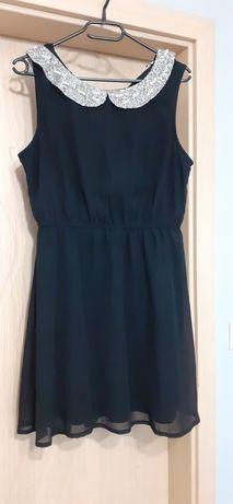 Czarna sukienka C&A r. 40