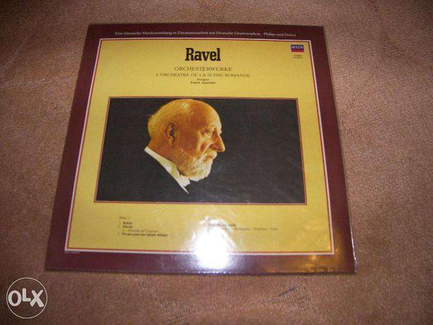 Виниловая пластинка Maurice Ravel - Морис Равель