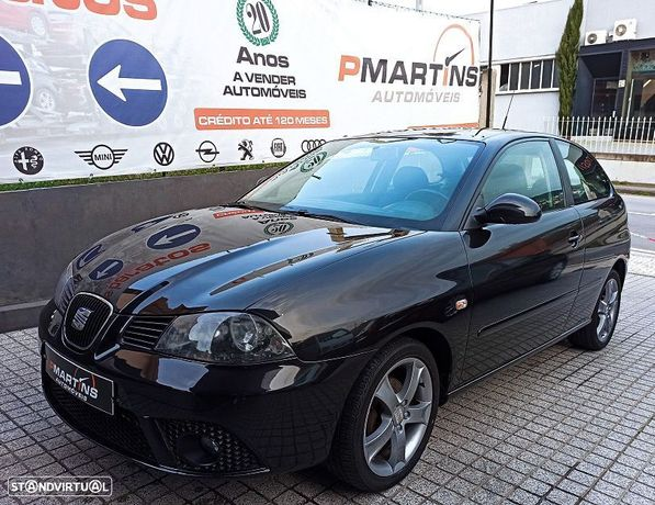 SEAT Ibiza 1.4 16V Sport