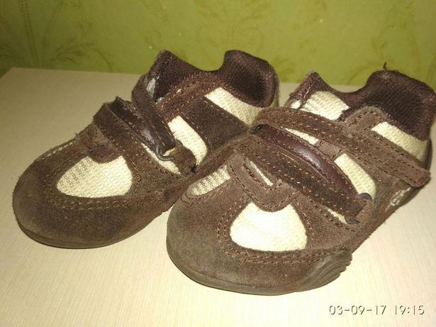 Кроссовки на мальчика 21р, 13см стелька, дитячі кросівки