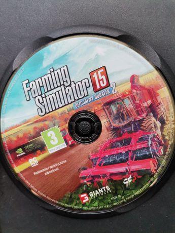 Gra PC Farming simulator 15 oficjalny dodatek 2 wysyłka