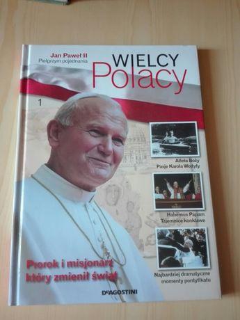 Wielcy Polacy Jan Paweł II