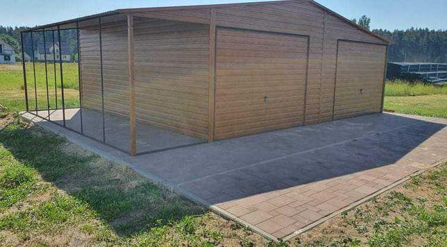 GARAŻE BLASZANE Blaszaki Garaż Blaszany 3x5 4x5 3x6 4x6 5x5 5x6 6x5 6x