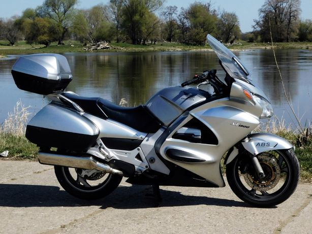 Honda ST 1300 Pan European od motocyklisty