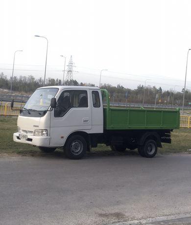 Transport wywrotka 2t Węgiel Piasek Kruszywo Ziemia