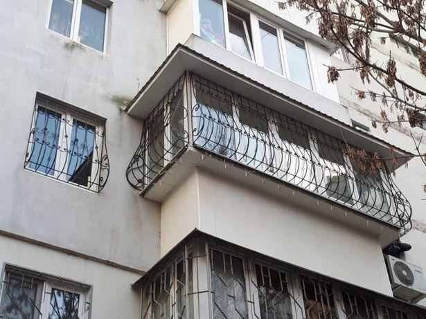 Решетки на окна, балкон, лоджию.