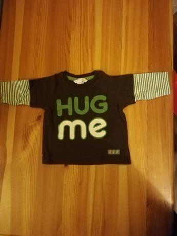 Bluzka z długim rękawem H&M 68