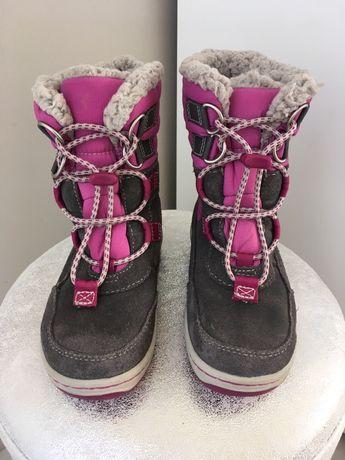 Fantastyczne zimowe buty firmy Timberland, roz. 26
