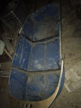 Лодка алюминий вечная
