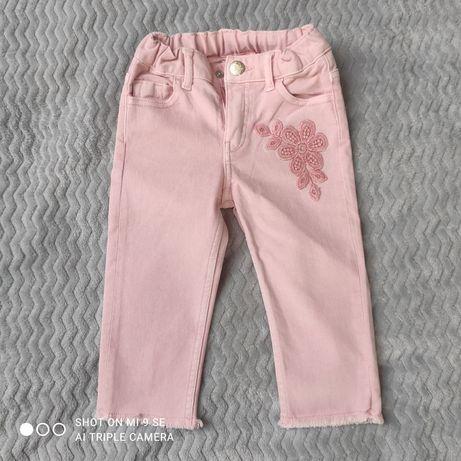 Spodnie dla dziewczynki H&M