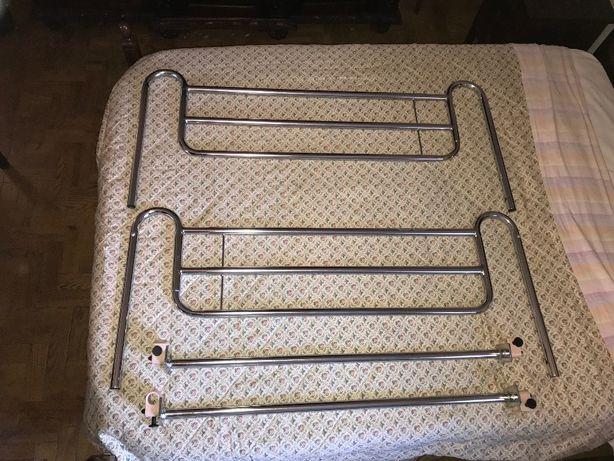 Barras de Protecção para cama de adulto