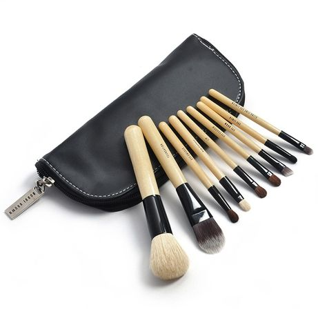 Кисточки для макияжа Bobbi Brown 9 шт кисти + чехол в ПОДАРОК!