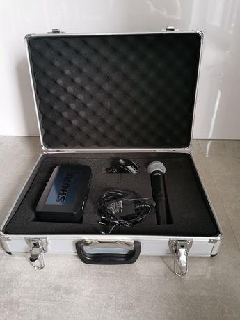 Shure BLX24/PG58 + case / walizka system bezprzewodowy