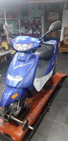 Scooter  sym sanyang fancy 50