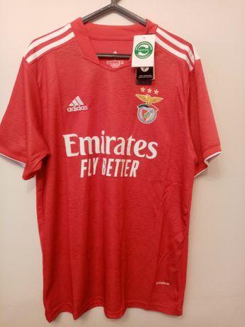 Camisola principal SL Benfica