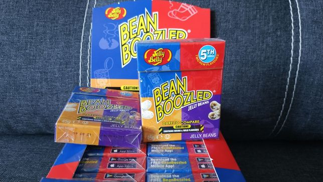 Jelly belly Bean boozled, 5-е издание